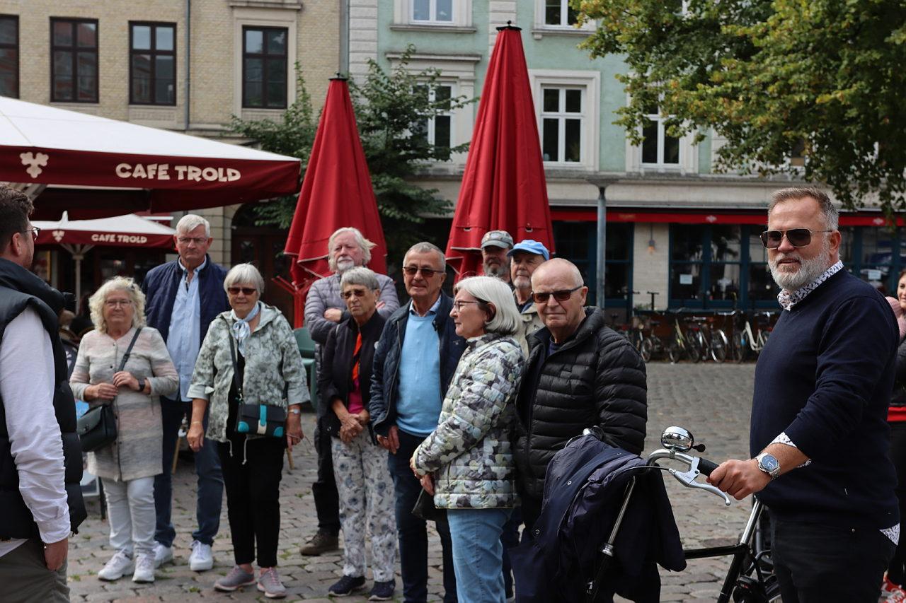 Byvandring på Vesterbro/Frederiksberg 18. september 2021